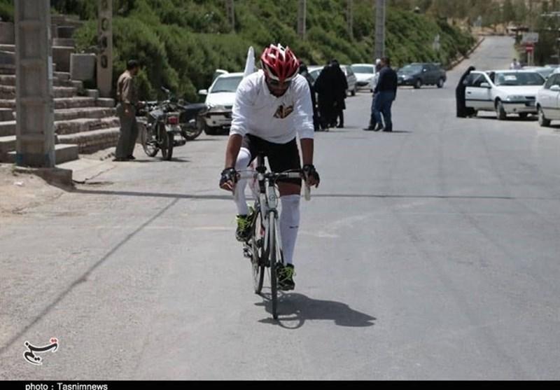 ورزش جانبازان و معلولین , دوچرخهسواری , سردار قاسم سلیمانی ,