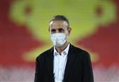 گلمحمدی در نشست خبری دیدار نساجی - پرسپولیس شرکت نکرد