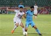 لیگ برتر فوتبال| تساوی یک نیمهای صنعت نفت و نساجی و برتری پیکان مقابل گلگهر