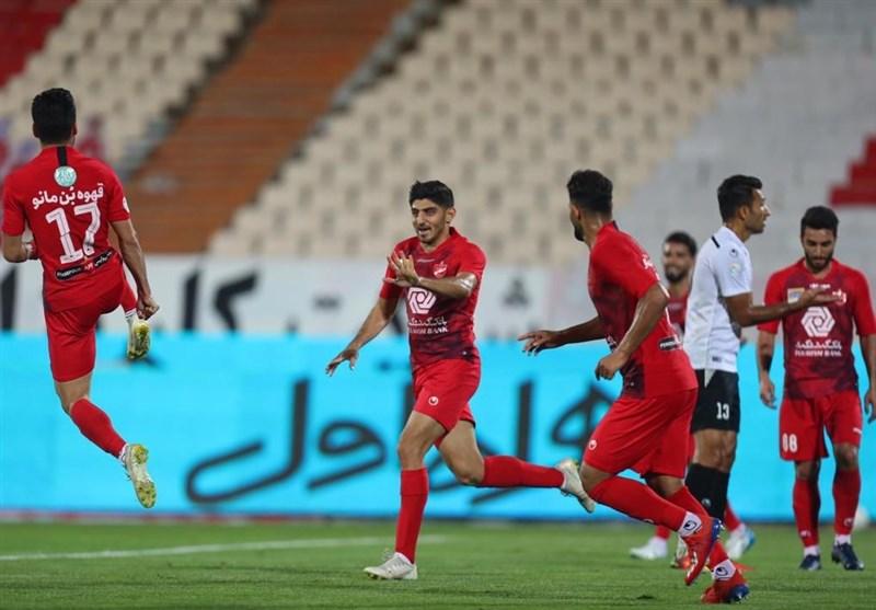 Persepolis Victorious over Shahin Bushehr: IPL