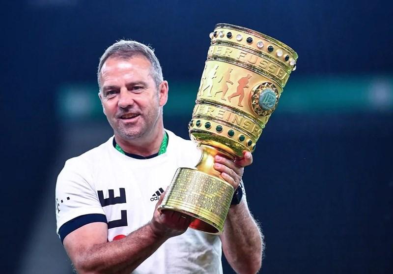 فلیک پس از تاریخسازی با قهرمانی در جام حذفی آلمان: دستاوردهایمان در این فصل خارقالعاده بود