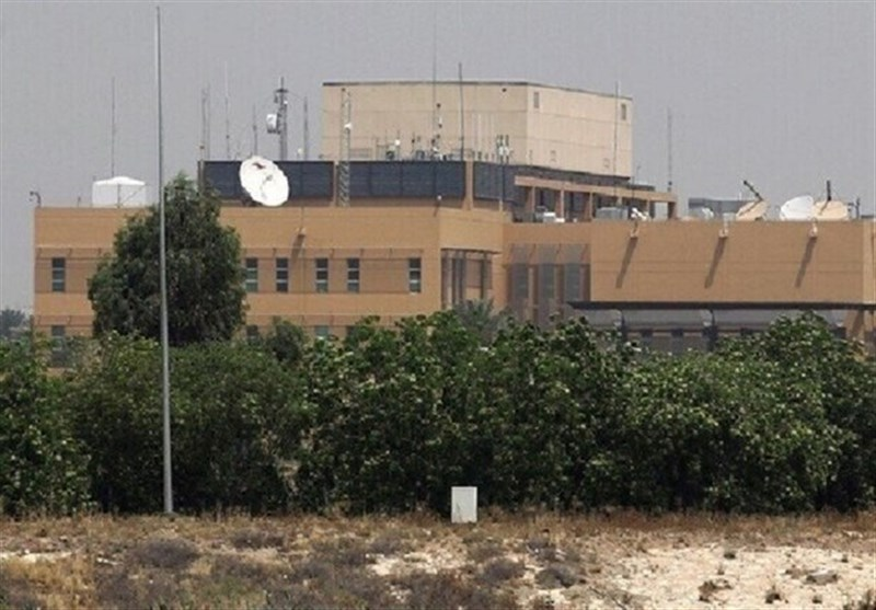 آمریکا: حمله به سفارت ما در بغداد از سوی گروههای تحت حمایت ایران صورت گرفت