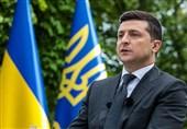 زلنسکی: روسیه حق ندارد درخواستی از اوکراین داشته باشد