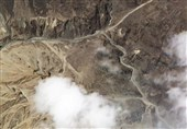 جابجایی اجباری نیروهای ارتش چین در مرز با هند پس از وقوع سیل