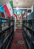 کتابخانه شهید «ابراهیم هادی» افتتاح شد/ جانمایی سومین «کتابخانه جهادی»