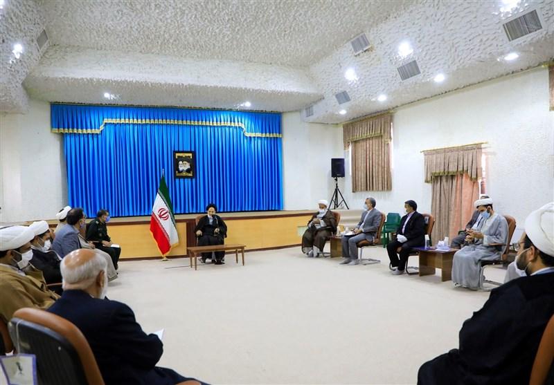 روحانیون در جهاد سلامت و مبارزه با ویروس کرونا حضور فعالانهای دارند- اخبار استانها