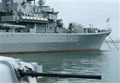 نیروی دریایی اوکراین خود را برای جنگ با روسیه آماده کرده است