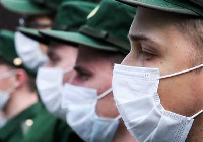 کرونا در بین نیروهای مسلح روسیه/ وضعیت جسمانی داوطلبان واکسیناسیون