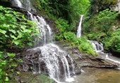 Zomorrod Waterfall: One of The Most Beautiful Attractions in Iran's Gilan