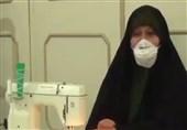 خاطرات بانوی جهادگر یزدی از مبارزه با شاه ستمگر تا کرونای منحوس/ مصداقی از زن مسلمان ایرانی موفق