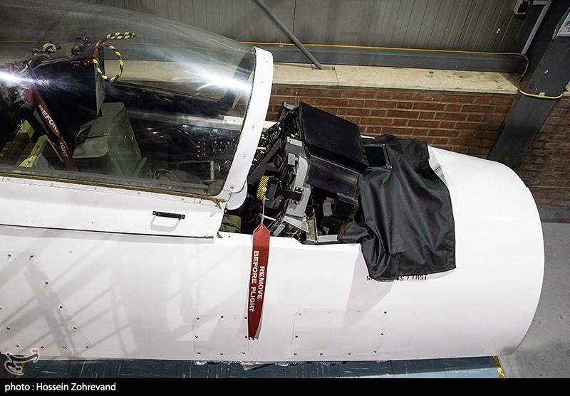رونمایی از شبیه ساز هواپیمای ایلوشین76