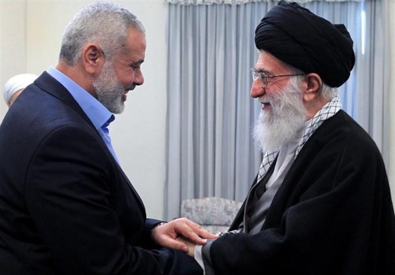 فی رده على رسالة هنیة.. الامام الخامنئی: إیران لن تدخر جهداً فی دعم الشعب الفلسطینی