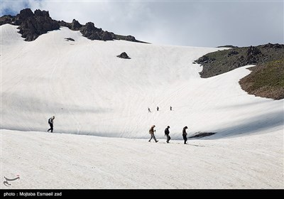 صعود تابستانی به قله بوز سینه