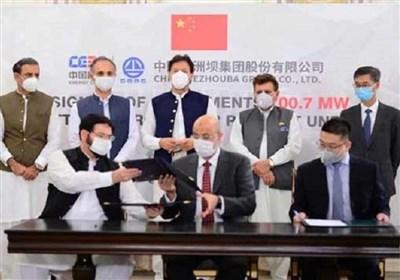 امضای یک تفاهمنامه بزرگ همکاری دیگر بین چین و پاکستان علیرغم فشارهای خارجی