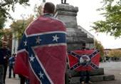 """پنتاگون احتمال ممنوعیت پرچمهای """"ایالات موتلفه آمریکا"""" را بررسی میکند"""
