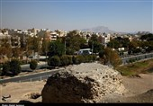 «تپه اشرف» دژ 7000 ساله اصفهان با دنیایی از اسرار + تصاویر