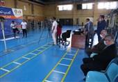 بازدید صالحیامیری از کمپ تمرینات مجازی کاروان اعزامی به المپیک 2020 توکیو