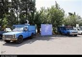 تهران| کاروان مهر با نشاط به 21 منطقه شهرستان های استان تهران ارسال شد