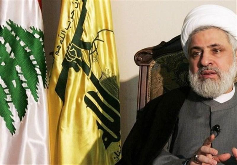 الشیخ نعیم قاسم: لن نسمح مع حلفائنا للأمریکیین أن یأخذوا البلد إلى الفراغ