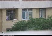 بارش باران در گرمای تابستان کویرنشینان کرمان را غافلگیر کرد+ تصاویر