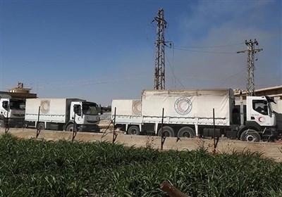 پیشنهاد روسیه برای نحوه ارسال کمکهای انسانی به سوریه