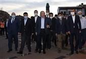 انتخاب مجدد مصطفی شنتوپ به عنوان رئیس پارلمان ترکیه