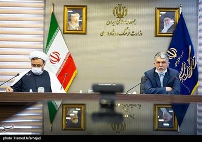 نشست مجازی وزیر ارشاد با خانواده شهید محمدرضا قربانی
