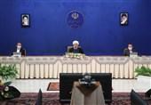 دستور روحانی برای زمانبندی منظم عرضه سهام دولتی در بازار بورس/ تصویب آیین نامه درباره بازنشستگی خانواده شهدا