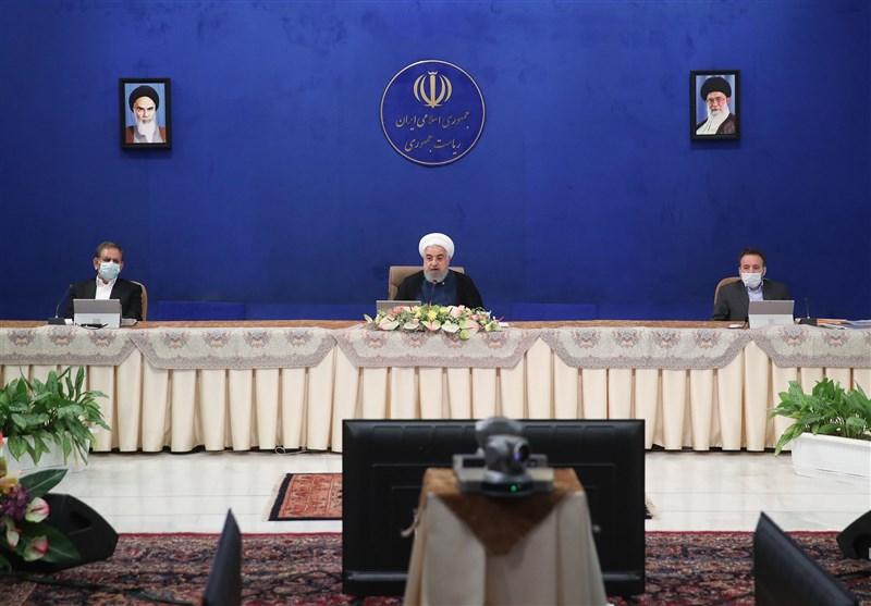 روحانی: همبستگی جهانی با مردم رنجدیده لبنان نشانه وجدان بیدار بشریت است