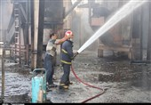 Fire in Iranian Petchem Complex Contained: Official