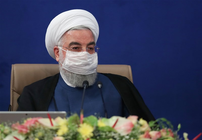 روحانی: ملت ایران حاضر به تسلیم در برابر دشمنان نیستند/ بعضی میخواهند تحریم را نبینند