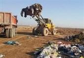 """ورود مدعی العموم برای حل مشکلات مرکز دفن زباله """"حلقه دره"""" کرج"""