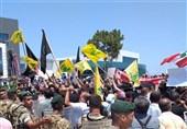 لبنان: توہین آمیز خاکوں کی اشاعت کے خلاف مظاہرے