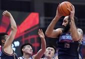 لیگ بسکتبال چین| شکست یاران حدادی مقابل شنژن
