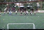 گزارش| شروع بهکار مدارس فوتبال استان کرمان در بحران کرونا/ ویروس در کمین نوجوانان