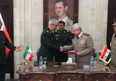 Iran, Syria Ink Major Deal to Boost Military, Defense Cooperation