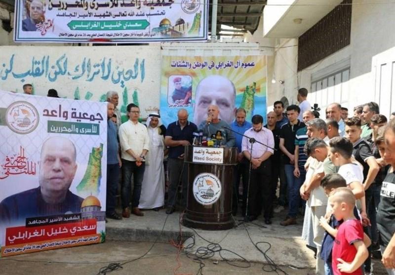 الفصائل بغزة: استشهاد الأسیر الغرابلی جریمة لن تمر دون حساب