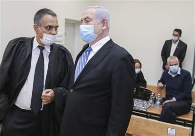 رژیم اسرائیل|سومین وزیر کابینه نتانیاهو هم به قرنطینه رفت
