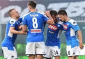 سری A ایتالیا| ناپولی از جنوا به رده پنجم جدول برگشت/ فیورنتینا به یک امتیاز قناعت کرد