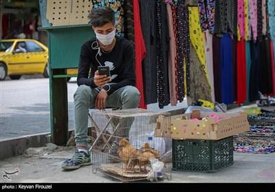 آغاز طرح پویش من ماسک میزنم در کردستان