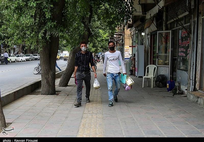 گزارش|رعایت پروتکلهای بهداشتی در کردستان/ اینجا همه ماسک میزنند+ تصاویر