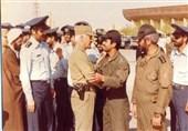 """""""امیر صدیق"""" فرمانده اسبق نیروی هوایی ارتش درگذشت"""