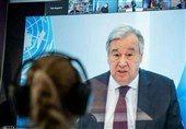 UN Chief Says Will Take No Action on Iran Sanctions