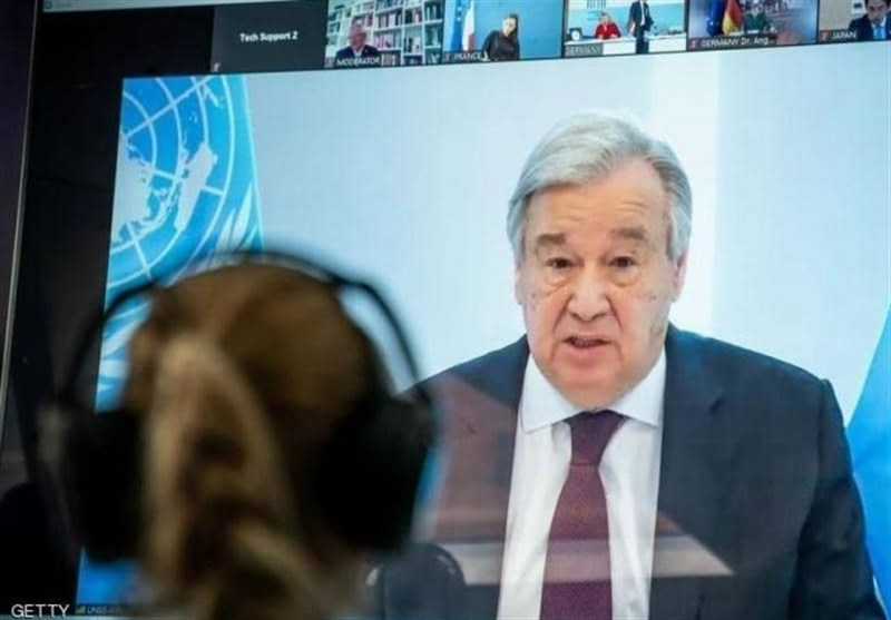 UN Chief Calls JCPOA 'Important Instrument' for Regional Security