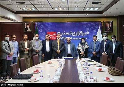 حضور مدیران روابط عمومی مناطق آزاد در تسنیم
