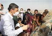 گزارش ویدیوئی تسنیم از سفر رئیس بنیاد مستضعفان به منطقه بلوچستان
