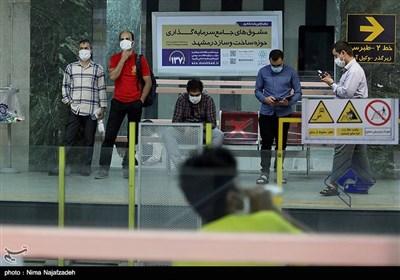 اجباری شدن استفاده از ماسک در اماکن عمومی مشهد