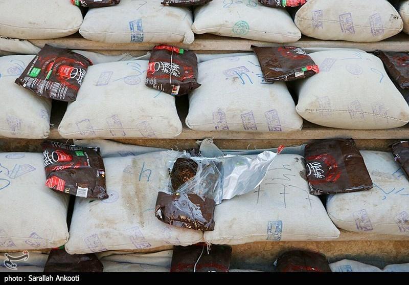 از گوشه و کنار کاشان| 370 کیلوگرم مواد مخدر در کاشان کشف و ضبط شد