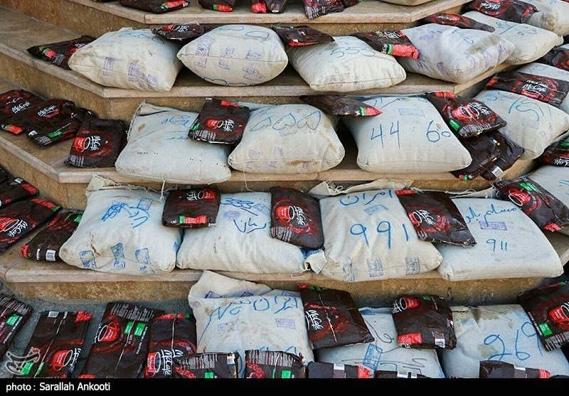 400 کیلوگرم مواد مخدر در استان گیلان کشف شد