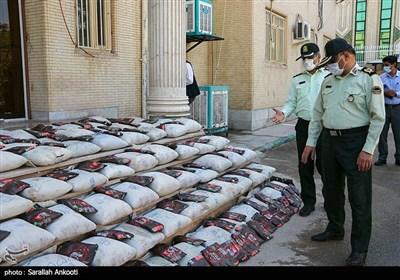 کشف بیش از 1.5 تن انواع مواد مخدر در کرمان